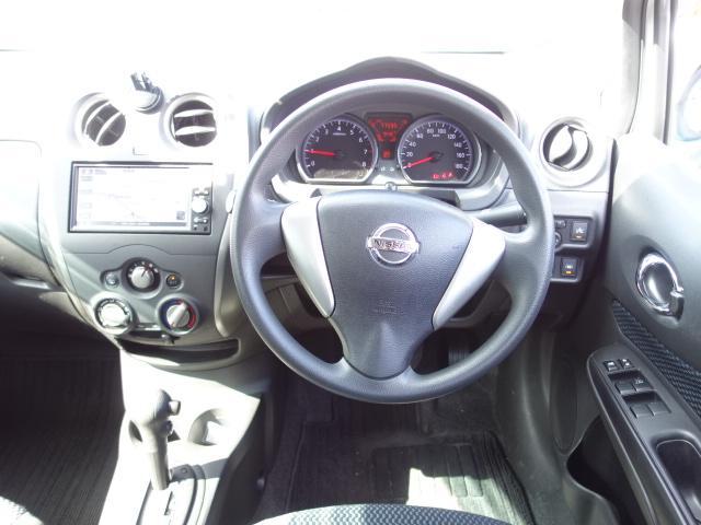 X 禁煙車 純正SDナビ スマートキー ETC ブレーキアシスト レーンキーピング アイドリングストップ オートライト サイドバイザー Wエアバッグ ABS(35枚目)
