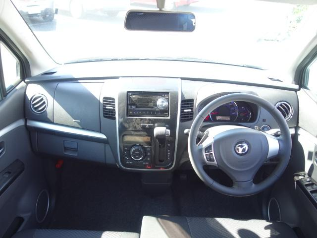 XT 社外CDデッキ CD・MD再生 AUX接続 スマートキー パドルシフト オートエアコン オートライト サイドバイザー Wエアバッグ ABS HIDヘッドライト 純正15インチアルミ(10枚目)