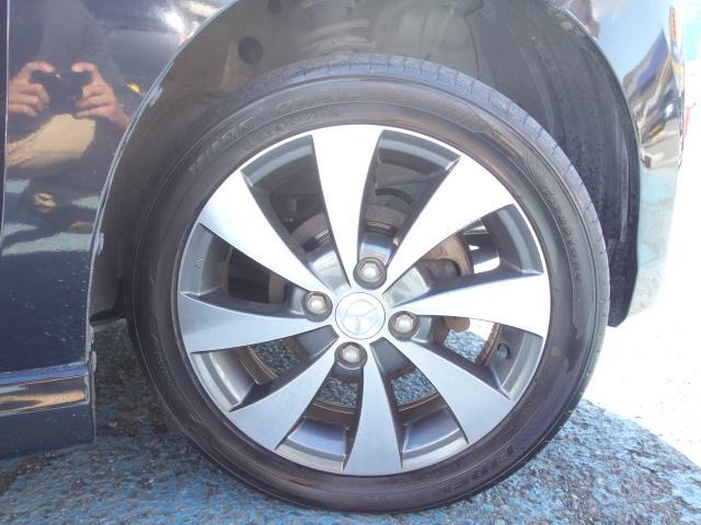 XT 社外CDデッキ CD・MD再生 AUX接続 スマートキー パドルシフト オートエアコン オートライト サイドバイザー Wエアバッグ ABS HIDヘッドライト 純正15インチアルミ(51枚目)