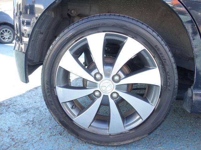 XT 社外CDデッキ CD・MD再生 AUX接続 スマートキー パドルシフト オートエアコン オートライト サイドバイザー Wエアバッグ ABS HIDヘッドライト 純正15インチアルミ(52枚目)
