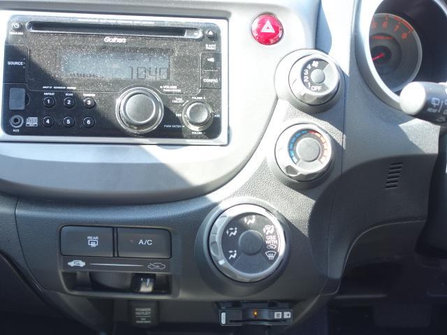 G 禁煙車 純正CDオーディオ CD再生 AUX・USB接続 キーレス ETC サイドバイザー Wエアバッグ ABS 社外14インチアルミ(43枚目)