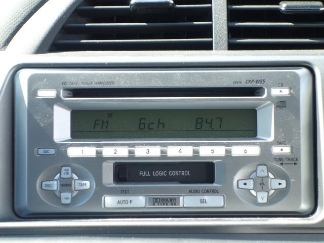 G 禁煙車 純正CDデッキ キーレス ETC クルーズコントロール パドルシフト Wエアバッグ ABS(11枚目)