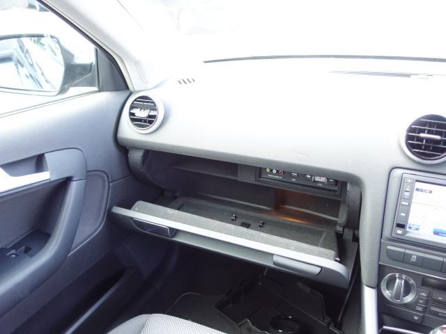 スポーツバック1.4TFSI 禁煙車 純正HDDナビ CD・DVD再生 録音機能 Bluetooth対応 USB・AUX接続 フルセグTV キーレス ETC バックカメラ コーナーセンサー 純正16インチアルミ HIDヘッドライト(13枚目)