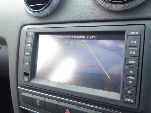 スポーツバック1.4TFSI 禁煙車 純正HDDナビ CD・DVD再生 録音機能 Bluetooth対応 USB・AUX接続 フルセグTV キーレス ETC バックカメラ コーナーセンサー 純正16インチアルミ HIDヘッドライト(27枚目)