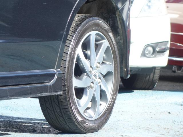 ハイウェイスター 禁煙車 社外CDデッキ USB・AUX接続 スマートキー ETC パワースライドドア オートエアコン オートライト サイドバイザー Wエアバッグ ABS 純正14インチアルミ HIDヘッドライト(25枚目)