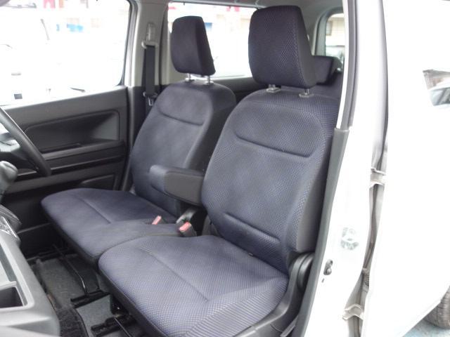 ハイブリッドFX 純正CDオーディオ AUX接続 キーレス アイドリングストップ シートヒーター サイドバイザー オートエアコン Wエアバッグ ABS(17枚目)