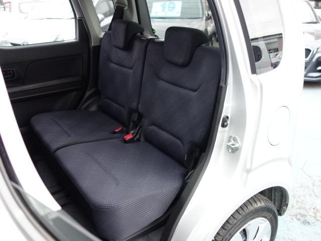 ハイブリッドFX 純正CDオーディオ AUX接続 キーレス アイドリングストップ シートヒーター サイドバイザー オートエアコン Wエアバッグ ABS(18枚目)