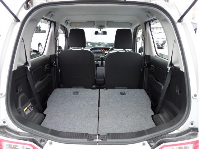 ハイブリッドFX 純正CDオーディオ AUX接続 キーレス アイドリングストップ シートヒーター サイドバイザー オートエアコン Wエアバッグ ABS(19枚目)