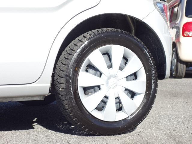 ハイブリッドFX 純正CDオーディオ AUX接続 キーレス アイドリングストップ シートヒーター サイドバイザー オートエアコン Wエアバッグ ABS(24枚目)