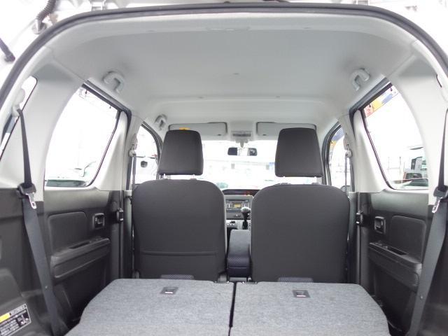 ハイブリッドFX 純正CDオーディオ AUX接続 キーレス アイドリングストップ シートヒーター サイドバイザー オートエアコン Wエアバッグ ABS(45枚目)