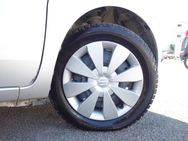 ハイブリッドFX 純正CDオーディオ AUX接続 キーレス アイドリングストップ シートヒーター サイドバイザー オートエアコン Wエアバッグ ABS(46枚目)