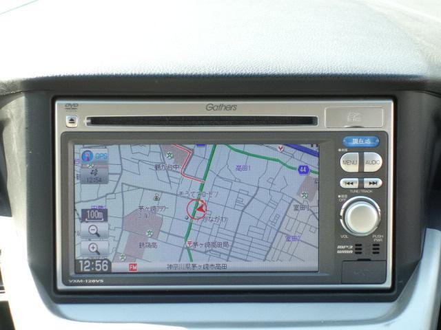M・S 禁煙車 純正メモリーナビ CD・DVD再生 USB接続 地デジTV キーレスETC バックカメラ アイドリングストップ オートエアコン オートライト HIDヘッドライト 社外16インチアルミ(11枚目)