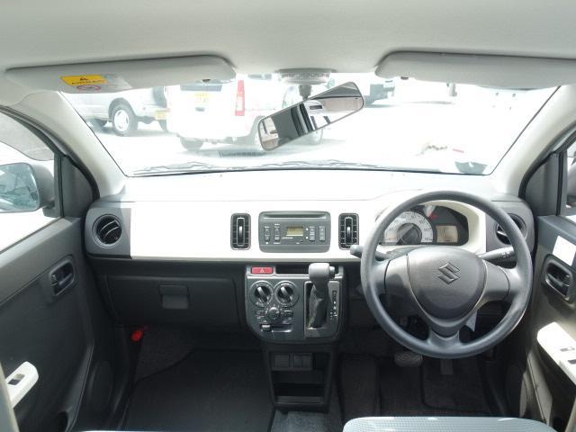 F 禁煙車 純正CDオーディオ AUX接続 キーレス サイドバイザー Wエアバック ABS(10枚目)