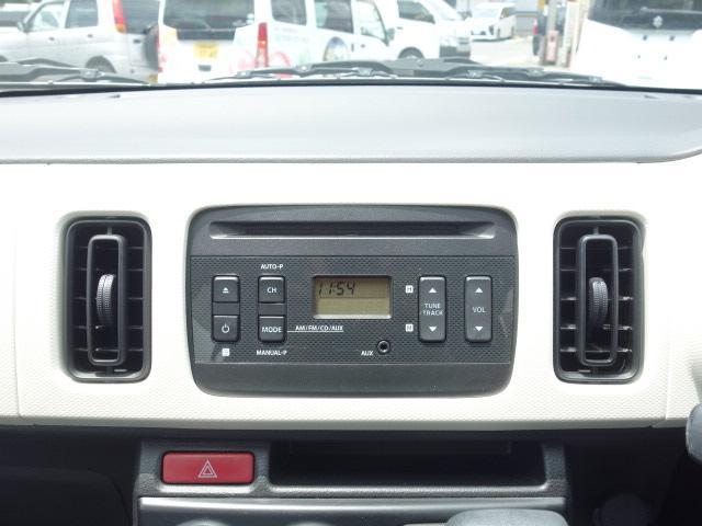 F 禁煙車 純正CDオーディオ AUX接続 キーレス サイドバイザー Wエアバック ABS(11枚目)