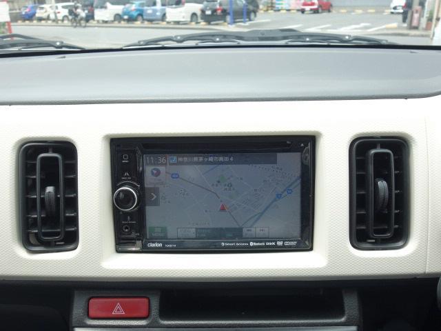 F 社外メモリーナビ CD・DVD再生 Bluetooth対応 AUX・USB接続 地デジTV キーレス サイドバイザー Wエアバック ABS(40枚目)