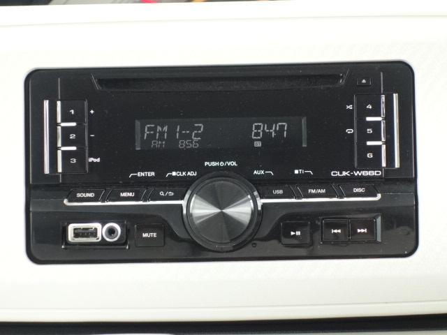 L 禁煙車 CDデッキ CD USB AUX キーレス アイドリングストップ サイドバイザー Wエアバック ABS(12枚目)
