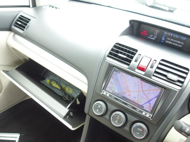 1.6i-L アイボリーセレクション 禁煙車 社外メモリーナビ フルセグTV キーレス ETC アイドリングストップ オートエアコン HIDヘッドライト 純正15インチアルミホイール CD・DVD再生 Bluetooth対応 録音機能(11枚目)