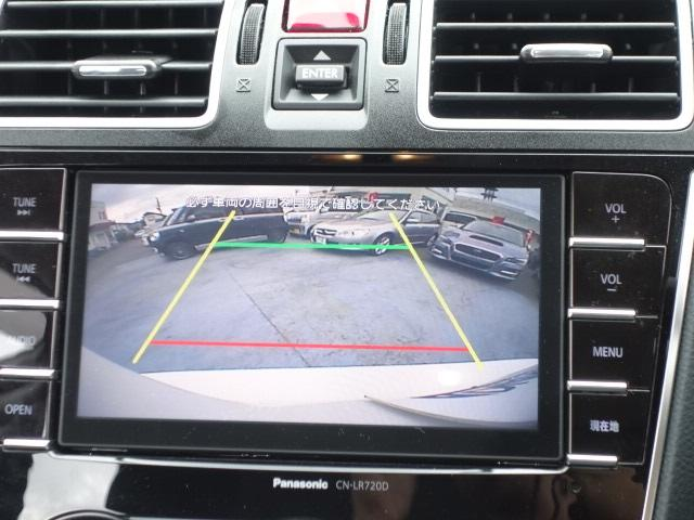 S-リミテッド ハーフレザーシート ワンーオーナー 禁煙車 純正SDナビ Bluetooth対応 フルセグTV スマートキー ETC バックカメラ クルーズコントロール パドルシフト アイドリングストップ アイサイト(28枚目)