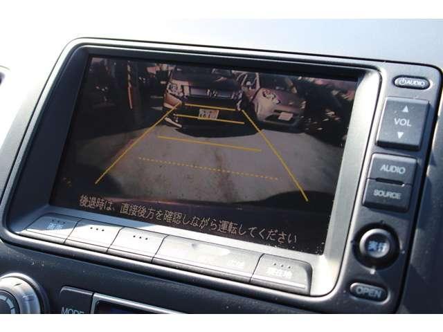 ホンダ シビック 1.8GL ETC リアカメラ 純正HDDナビ