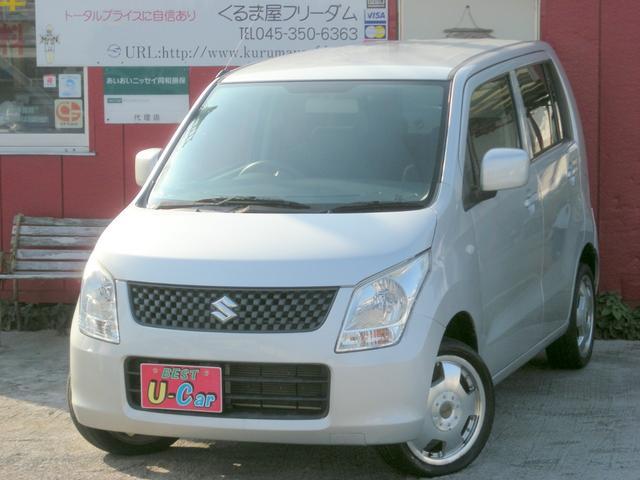 「スズキ」「ワゴンR」「コンパクトカー」「神奈川県」の中古車64