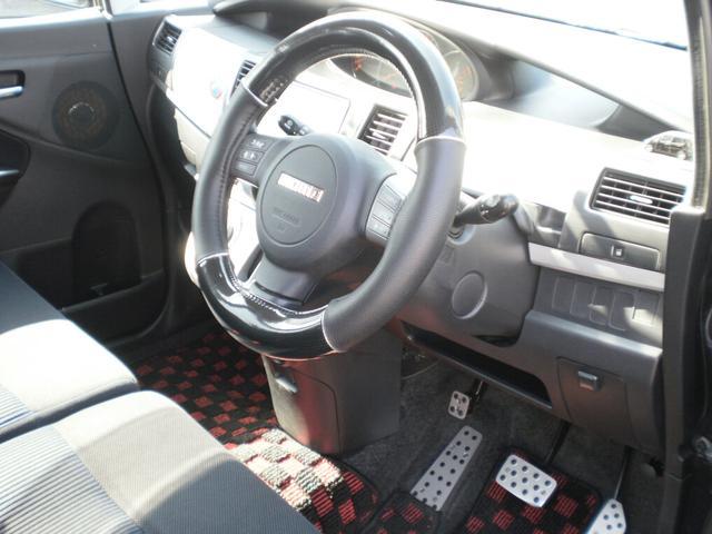 カスタム RS ターボ4WD HDDナビTV スポルザエアロ(8枚目)