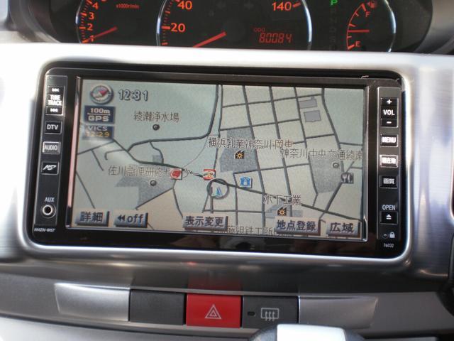 カスタム RS ターボ4WD HDDナビTV スポルザエアロ(10枚目)