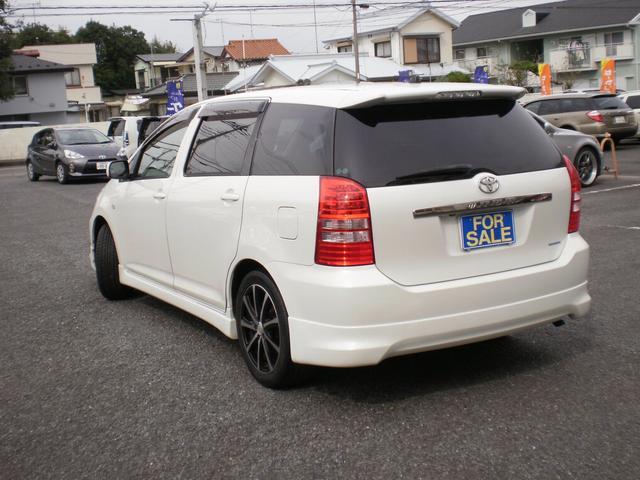 「トヨタ」「ウィッシュ」「ミニバン・ワンボックス」「神奈川県」の中古車5