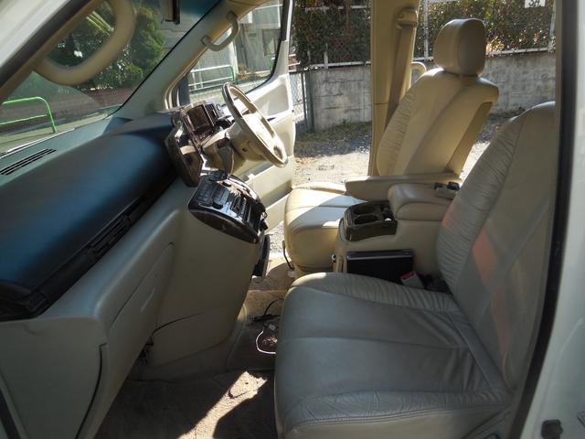 日産 エルグランド ライダー 純正ナビ ETC インテリキー 4WD
