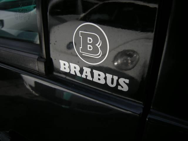 メルセデス・ベンツ M・ベンツ BRABAS仕様コイルサスペンション車HID革シートエアロ