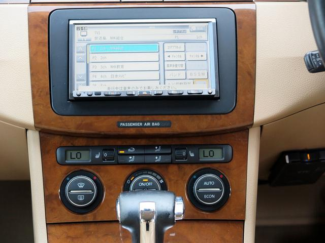 フォルクスワーゲン VW パサートヴァリアント V6 4モーション 茶皮シート シートH ナビ ETC