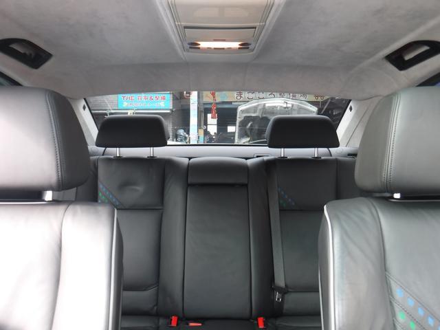 BMWアルピナ アルピナ B7 スーパーチャージ 灰アルカンターラルーフ