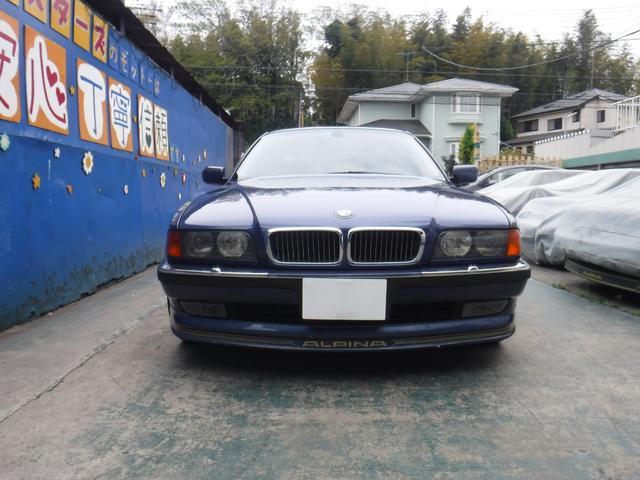 BMW ALPINA B12