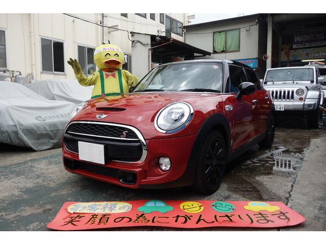「MINI」「MINI」「コンパクトカー」「神奈川県」の中古車3