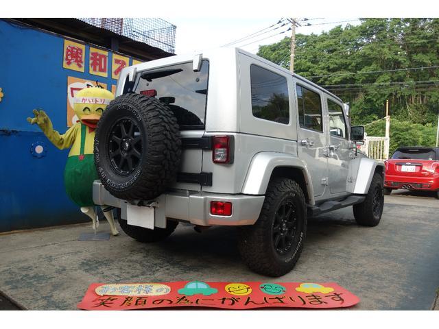 「その他」「ジープラングラーアンリミテッド」「SUV・クロカン」「神奈川県」の中古車6