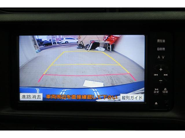トヨタ アクア S ワンオーナー車 純正ナビ 地デジ バックカメラ