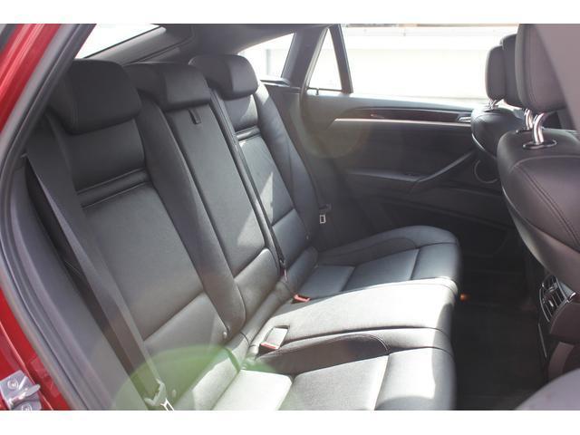 BMW BMW X6 xDrive 35i 黒革 サンルーフ ワンオーナー 5人乗