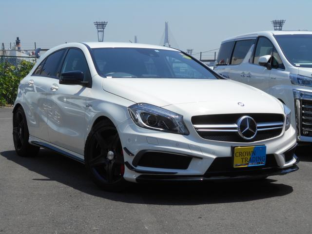 A45 AMG 4MATIC EDITION.II(3枚目)