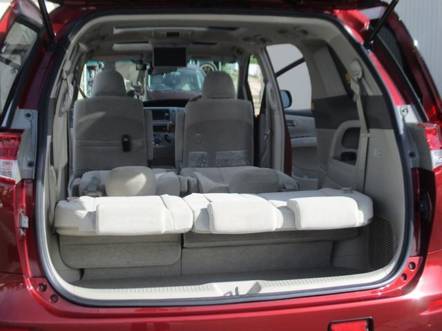 トヨタ エスティマ Gパートタイム4WD1オーナー禁煙車HIDガラスルーフ両側P