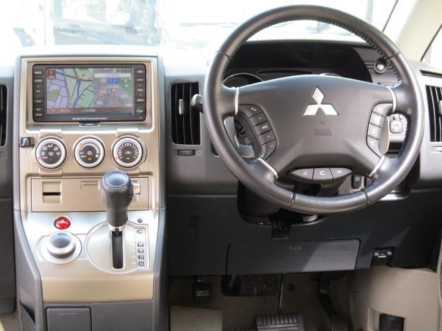 G ナビパッケージ4WD禁煙車HIDPスライドHDDナビTV(12枚目)