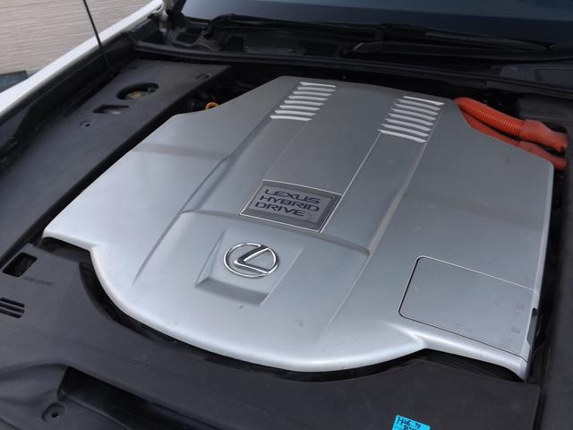 レクサス LS LS600h 本革 サンルーフ 純正マルチ 後期仕様