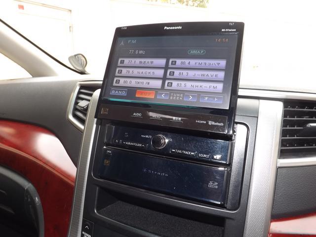 トヨタ ヴェルファイア 2.4Z サンルーフ RS-R車高調 レオンハルト20AW