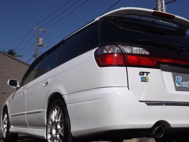 スバル レガシィツーリングワゴン GT-B Sエディション 4WD BBS17AW 5速MT