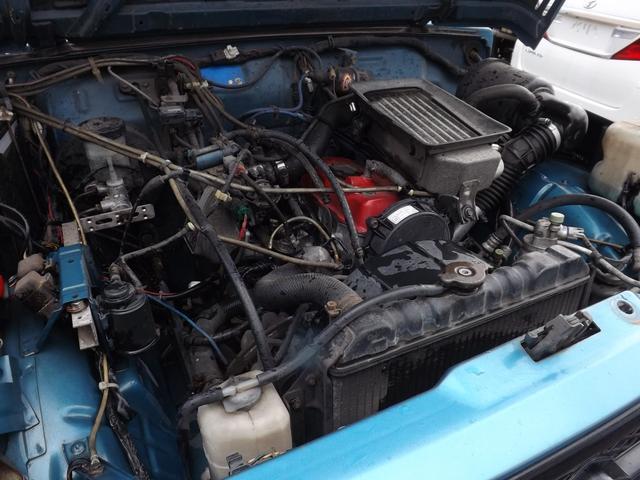 スズキ ジムニー HC 4WD ボディーリフトアップ HDDナビ 社外マフラー