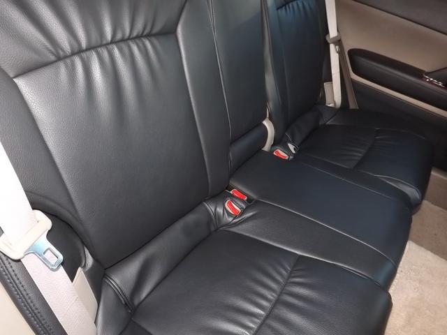 トヨタ マークX 250G 18インチAW パワーシート パナソニックSDナビ