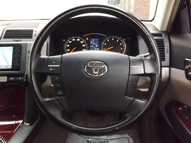 トヨタ マークX 250G HDDナビ 地デジ バックカメラ パワーシート