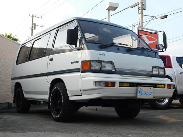 「三菱」「デリカスターワゴン」「ミニバン・ワンボックス」「神奈川県」の中古車5
