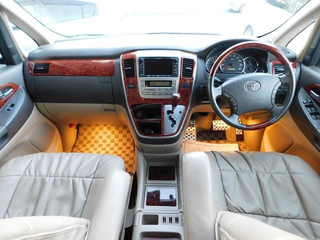 AX Lエディション ユーザー買取車 コーナーセンサー 回転対座シート シートカバー フリップダウンモニター 社外ルームランプ 純正ナビ テレビチューナー 純正18インチAW ETC(10枚目)