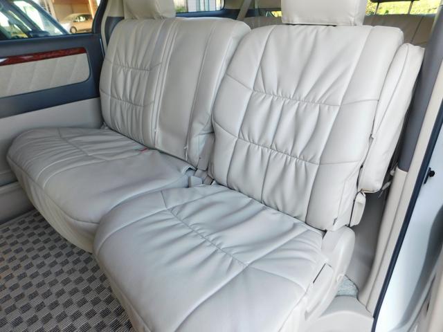 AX Lエディション ユーザー買取車 コーナーセンサー 回転対座シート シートカバー フリップダウンモニター 社外ルームランプ 純正ナビ テレビチューナー 純正18インチAW ETC(11枚目)