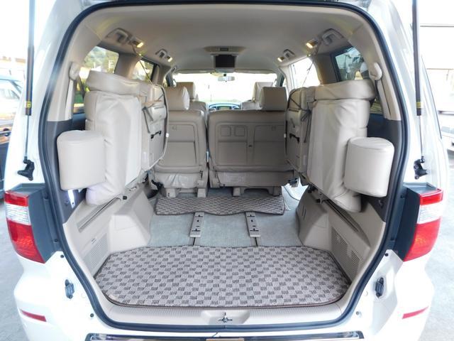 AX Lエディション ユーザー買取車 コーナーセンサー 回転対座シート シートカバー フリップダウンモニター 社外ルームランプ 純正ナビ テレビチューナー 純正18インチAW ETC(19枚目)