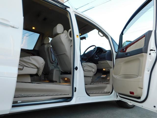 AX Lエディション ユーザー買取車 コーナーセンサー 回転対座シート シートカバー フリップダウンモニター 社外ルームランプ 純正ナビ テレビチューナー 純正18インチAW ETC(27枚目)
